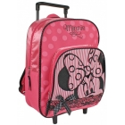 Trolley cartable minnie mouse
