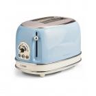 Grill pain toaster 155 Bleu - Ariete Vintage