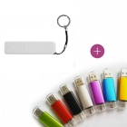 Pack Power bank + Clé USB 2 in 1