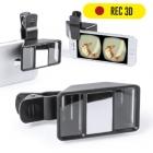 Lentille 3D smartphone