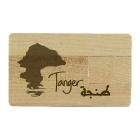 Clé USB carte Tanger
