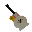 Étiquette bagage Bunny