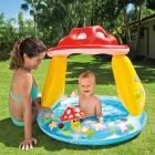 Wild geometry pool