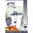 TATCH Swiss tech - Centrifugeuse Electrique 200W