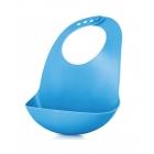 AVENT- Bavoir de récupération – 6m+ - Bleu
