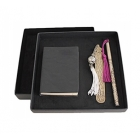 Coffret traditionnel noir