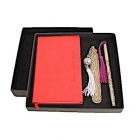 Coffret traditionnel rouge