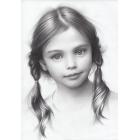 Portrait 50 X 65 Cm