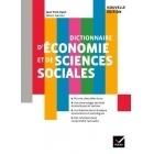 Dictionnaire D'économie Et Des Sciences Sociales - Jean Yves Capul & Olivier Garnier - Hatier