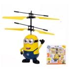 Hélicoptère Minions automatique