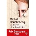 La Carte Et Le Territoire - Michel Houellebecq - J'ai lu