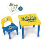 D'Arpèje - Ma Table d'activités – Minions