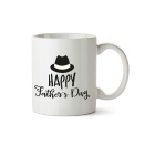 Mug Happy Father's Day Hat