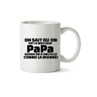 Mug papa fille