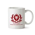 Mug Lions de l'Atlas