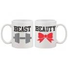 Mugs Beauty and the Beast