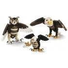 Oiseaux de proie  (jeu de construction) - Blocotoys