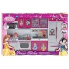 Cuisine pour poupée blanche et rouge - Dora