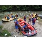 Journée Rafting