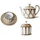 Service à thé - Vannerie d'Or - Alberto Pinto
