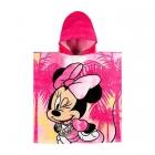 Serviette à capuche Disney - Filles
