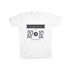 T-shirt J'ai pas 30 ans