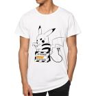 T-shirt Pikachu charging