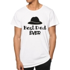 T-shirt Best Dad Ever