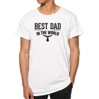 T-shirt Best Dad in the world