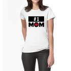T-shirt Happy #1 Mom