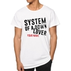 T-shirt System Of A Down