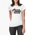 T-shirt Home sweet home