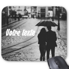 Tapis de souris Rainy Love