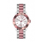 Montre - Bracelet Bicolore - Time Force Tf4155L15M