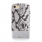 Coque iPhone 7/8 white snake