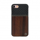 Coque iPhone 7/8 Half wood