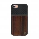 Coque iPhone 7/8 Half wood