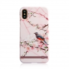 Coque iPhone X Sakura