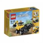 Les véhicules de chantier - Lego