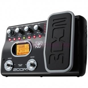 Pédale Multi Effets Guitare - Zoom - G2.1NU