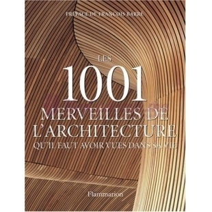 1001 Merveilles De L'Architecture - Mark Irving - Flammarion