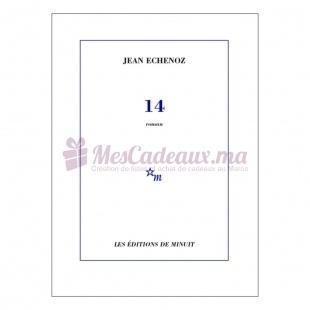 14 - Jean Echenoz - Les Editions de Minuit