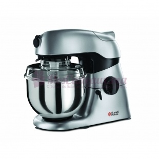 Robot de Cuisine Kitchen Machine - Russell Hobbs - 700W  1,25L