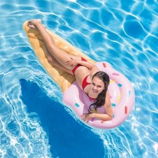 ICE cream cone pool float