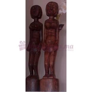 Figurine Tribale - Sia - A/3