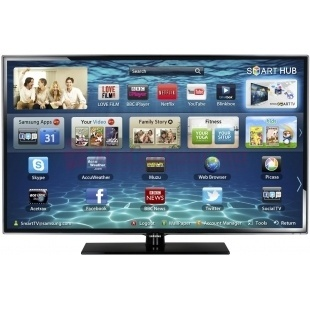 Tv Samsung Led Slim Smart - Samsung - 40''