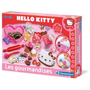 CLEMENTONI - Les Gourmandises de Hello Kitty