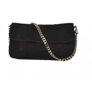 Sac Icone Noir - Melany Brown