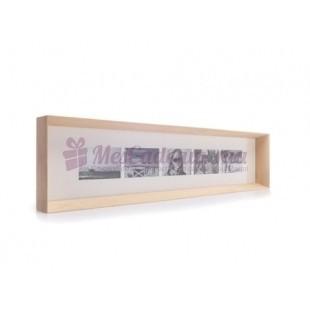 Cadre Timber pour 5 photos