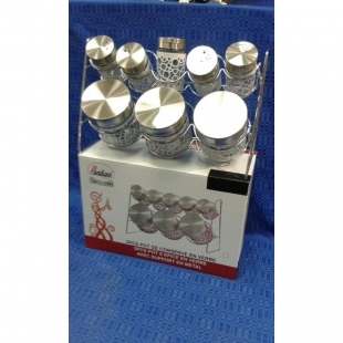 PANDIANI - Set ménagère de vaisselle - 8 pièces -